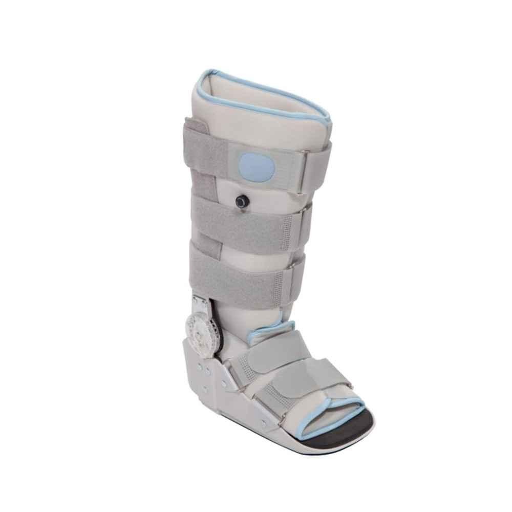 Νάρθηκας ποδοκνημικής – μπότα με γωνιόμετρο & αέρα | Ύψος 43 cm