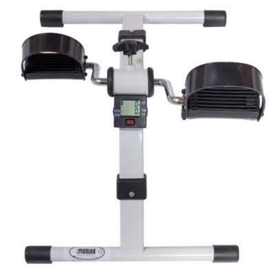 Ποδήλατο / πεταλιέρα στατικής εκγύμνασης, ψηφιακό & πτυσσόμενο