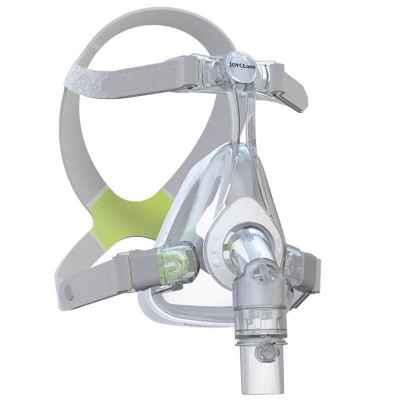 Στοματορινική μάσκα μεταξωτής σιλικόνης Joyce One για CPAP - BiPAP