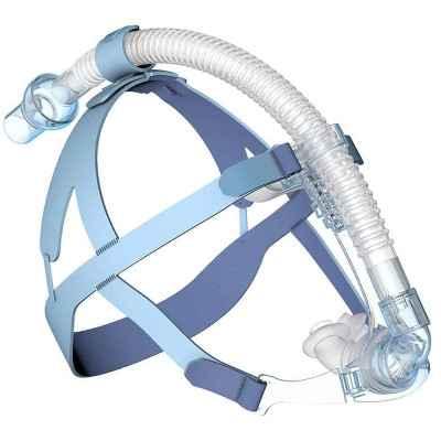 Ρινική μάσκα σιλικόνης NP 15 για CPAP (One size)