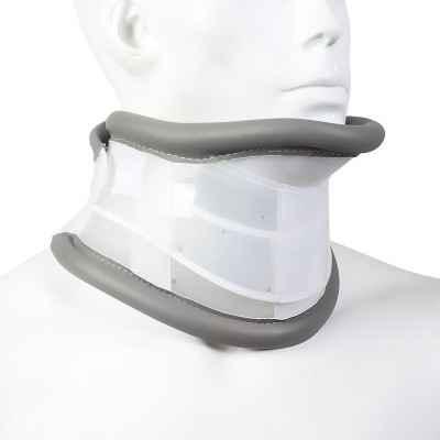Αυχενικό κολάρο πλαστκό σκληρού τύπου Medical Brace με υποσιαγώνιο