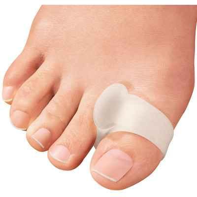Δακτύλιος και διαχωριστικό δακτύλου με gel σιλικόνης Medical Brace Roll Split | Ζεύγος