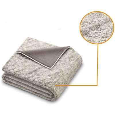 Θερμαινόμενη κουβέρτα Beurer HD 75 Cozy με πολυτελή απαλή άνω επιφάνεια