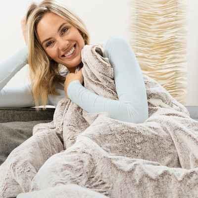 Θερμαινόμενη κουβέρτα Beurer HD 75 Cozy
