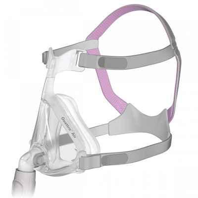 Μάσκα στοματορινική CPAP Resmed Quattro Air for Her