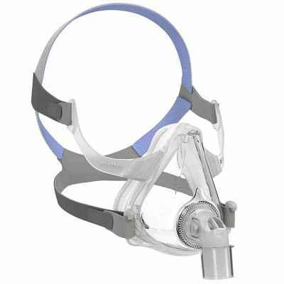 Μάσκα στοματορινική ResMed AirFit™ F10 για CPAP