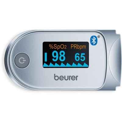 Παλμικό οξύμετρο δακτύλου Beurer PO 60 Bluetooth®