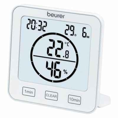 Θερμόμετρο / Υγρόμετρο δωματίου Beurer HM 22