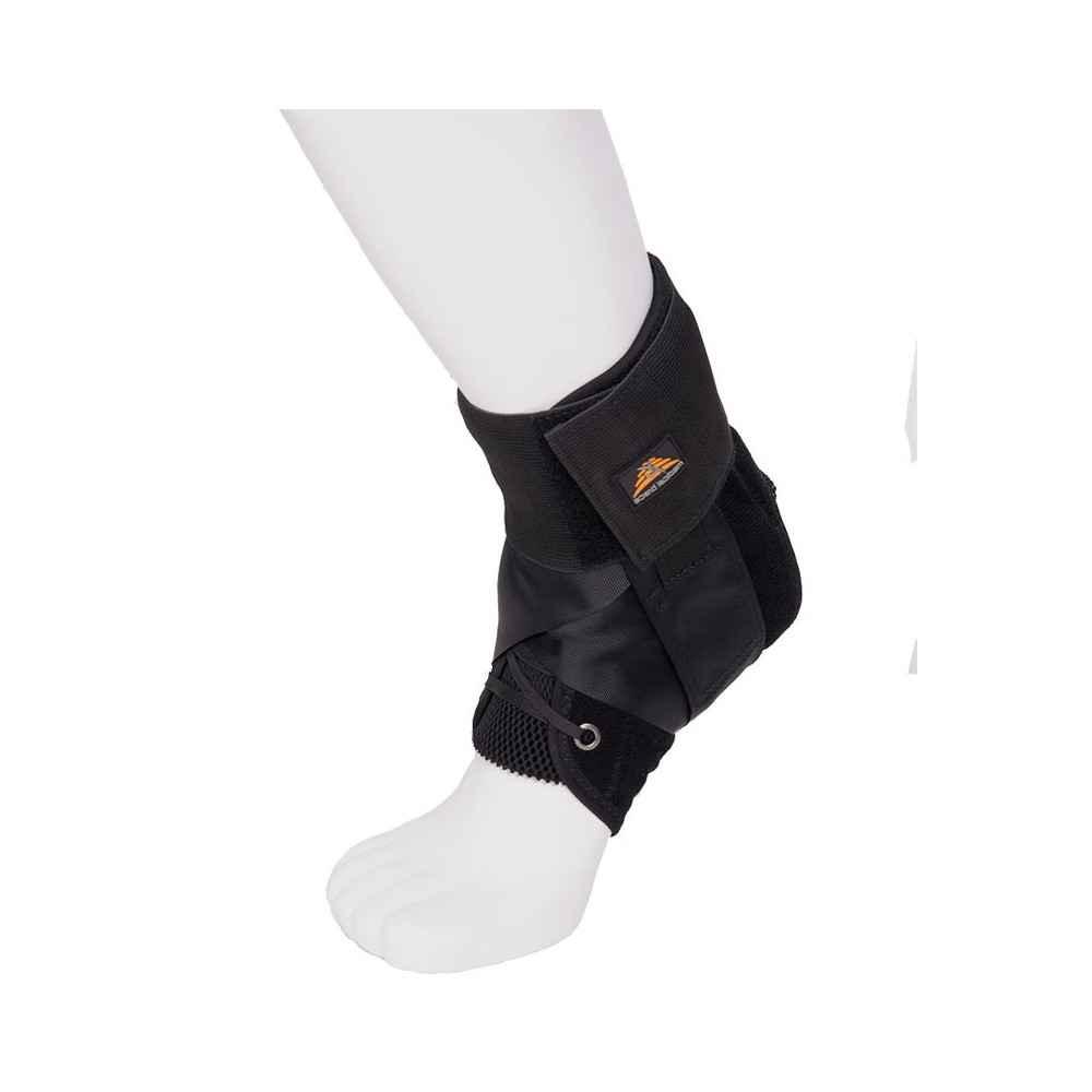 Επιστραγαλίδα υφασμάτινη με δέστρες Ankle Fit