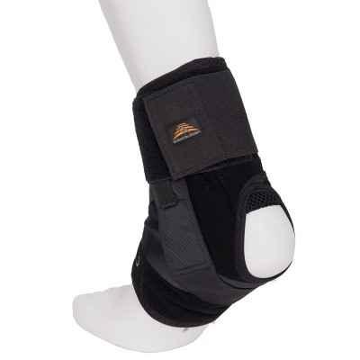 Επιστραγαλίδα υφασμάτινη με δέστρες Medical Brace Ankle Fit