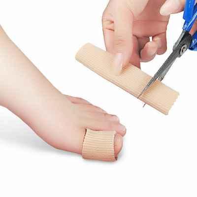 Ελαστικός προστατευτικός κύλινδρος δακτύλων Toe Tube