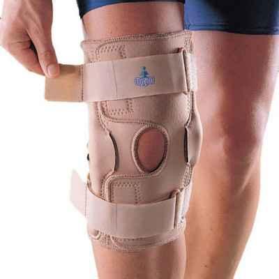 Νάρθηκας γόνατος με άρθρωση Oppo 1032