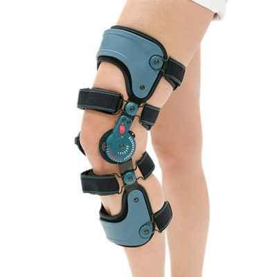 Μηροκνημικός νάρθηκας γόνατος ''Rom Knee Brace'' | Αριστερός