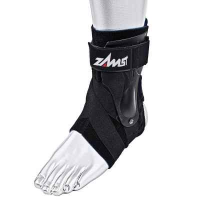 Η επιστραγαλίδα Zamst A2-DX παρέχει ισχυρή υποστήριξη σε αθλήματα με περιστροφές, άλματα και απότομες αλλαγές κατεύθυνσης