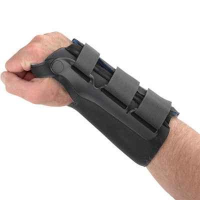 Εργονομικός νάρθηκας καρπού Exoform Wrist μήκους 20 cm | Δεξιός