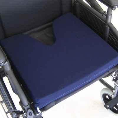 Το μαξιλάρι κόκκυγος μπορεί να τοποθετηθεί σε όλα τα αναπηρικά αμαξίδια