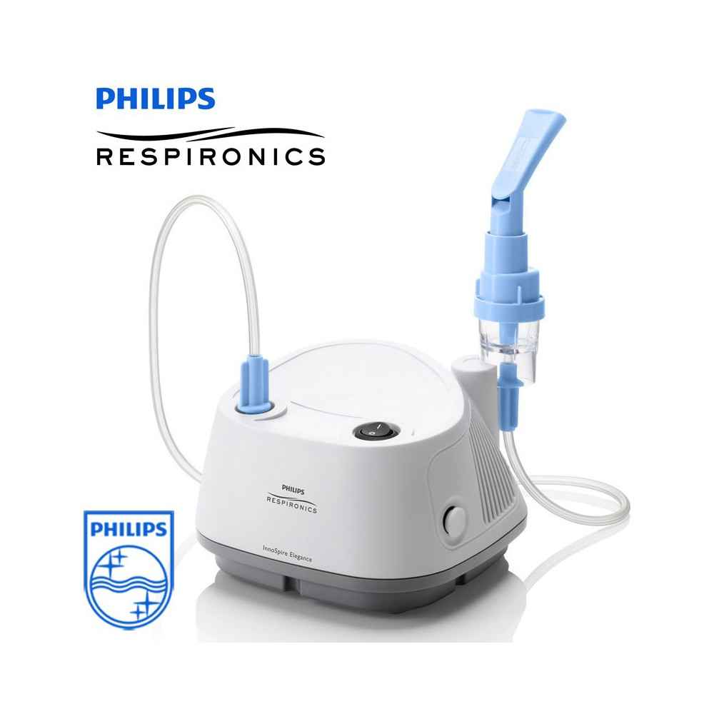 Νεφελοποιητής Philips Respironics Innospire Elegance. Χορηγείται μέσω ΕΟΠΥΥ