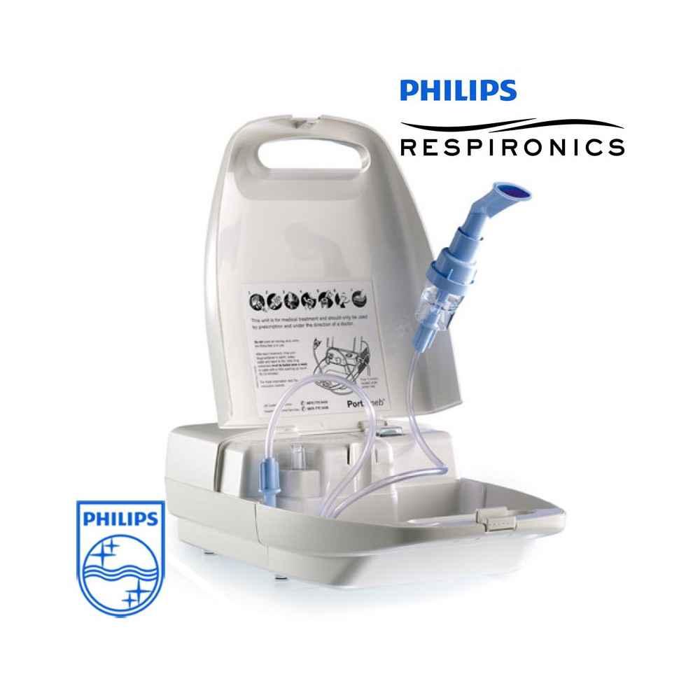 Νεφελοποιητής φαρμάκων Philips Porta Neb