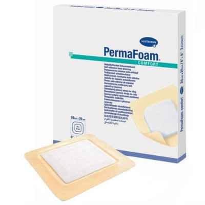 Αφρώδη επιθέματα κατακλίσεων PermaFoam® Comfort αυτοκόλλητα 8x8 cm συσκευασία 10 τεμ.