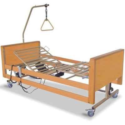 Ηλεκτρικό νοσοκομειακό κρεβάτι Deluxe
