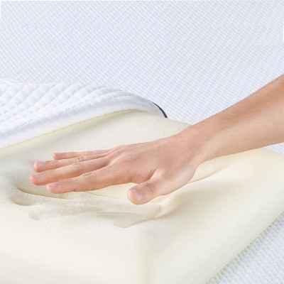 Ορθοπεδικό - ανατομικό μαξιλάρι ύπνου memory foam Deluxe Medium