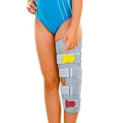 """Παιδικός νάρθηκαςακινητοποίησης  γόνατος """"Tud"""" 06-2-103"""