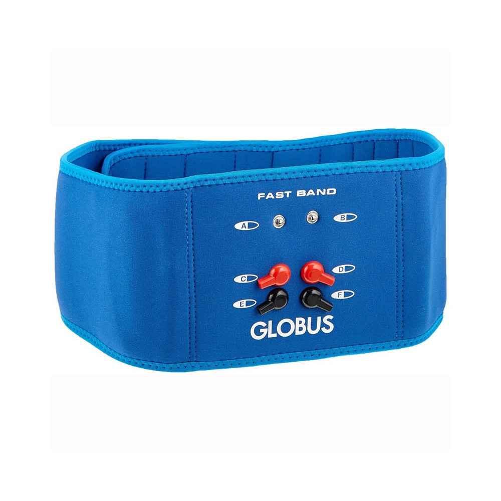 Ζώνη ηλεκτροδιέγερσης Κοιλιακών - μέσης - γλουτών Globus Fast Band