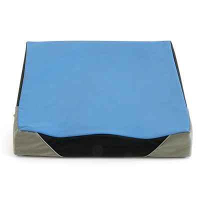 """Μαξιλάρι καθίσματος """"Visco Gell"""" για μείωση των πιέσεων στον κόκκυγα και τα ισχία"""