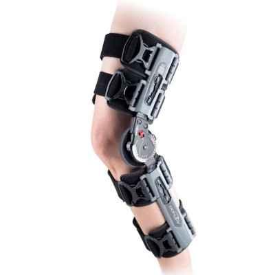 Τηλεσκοπικός μηροκνημικός λειτουργικός νάρθηκας γόνατος Donjoy ''X-Act Rom''