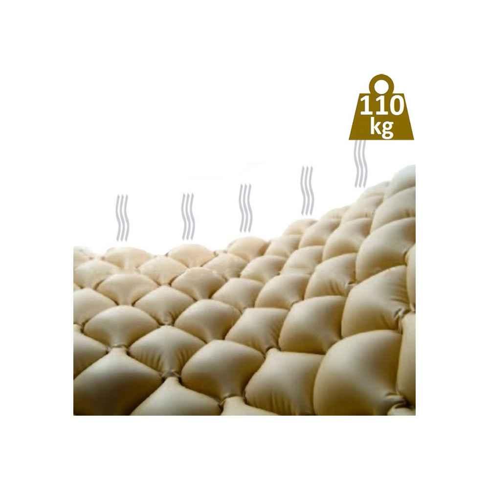 Aερόστρωμα κατακλίσεων με μικροοπές Laser αεριζόμενο (ανταλλακτικό)