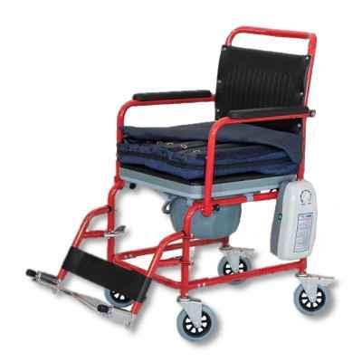 Μαξιλάρι κατακλίσεων Laser με αεραντλία ιδανικό για αναπηρικό αμαξίδιο