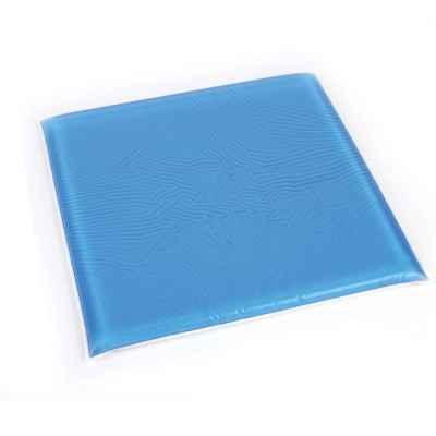 Μαξιλάρι κατακλίσεων με gel για αναπηρικό αμαξίδιο με διαστάσεις 46x40x1,6 cm