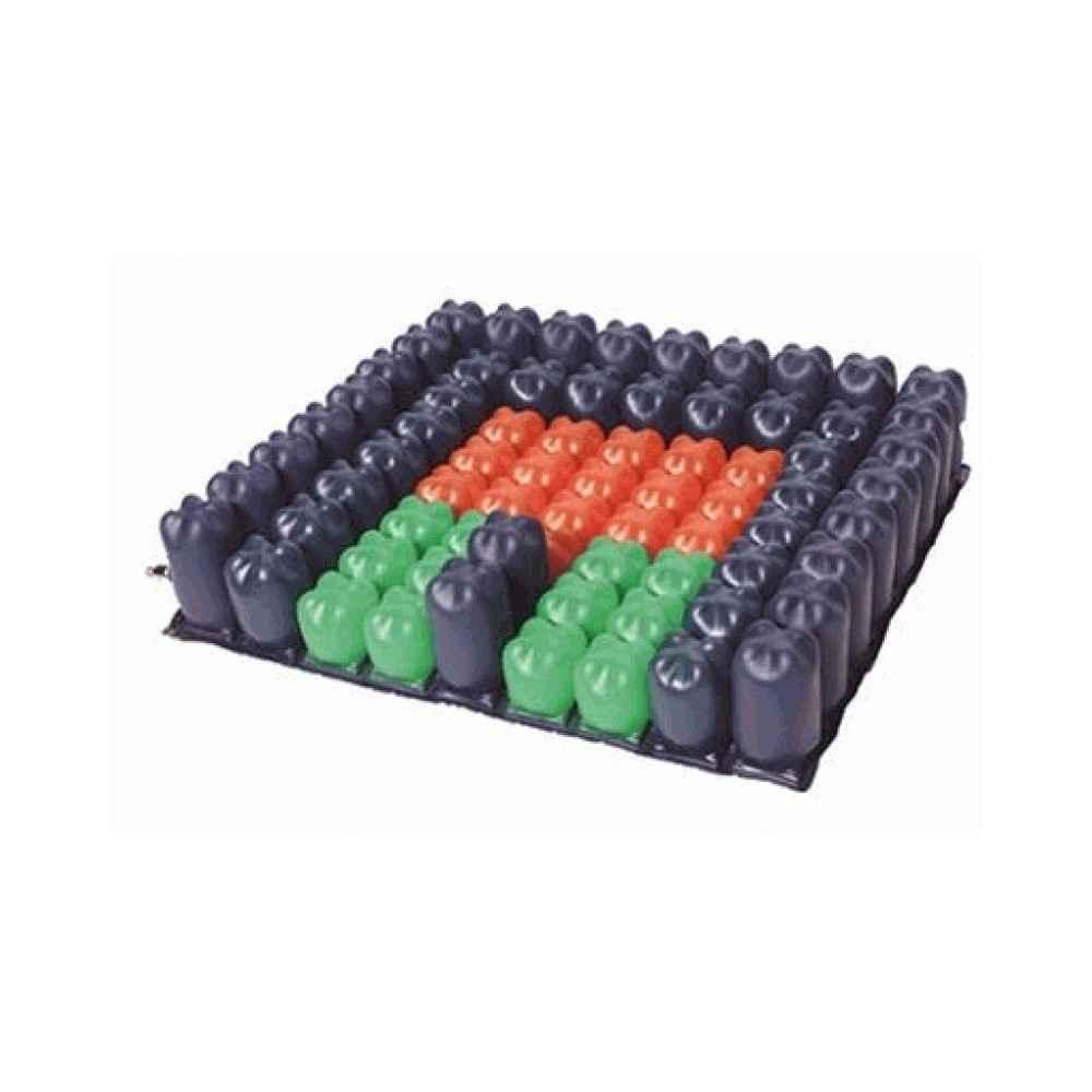 Μαξιλάρι κατακλίαεων με αεροκυψέλες Ergo Lite 46x40x6/10cm