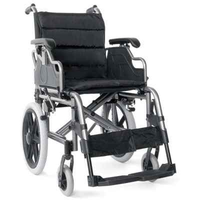 Αναπηρικό αμαξίδιο αλουμινίου Transit Vita