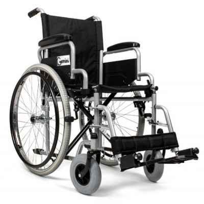 Αναπηρικό αμαξίδιο Gemini με πλάτος καθίσματος 43 cm