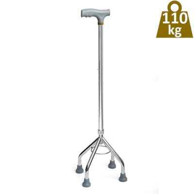 Μπαστούνι τετράποδο Vita 09-2-056 με μικρή βάση για μέγιστο βάρος χρήστη έως 110 kg