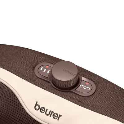 Φορητό μαξιλάρι μασάζ Shiatsu Beurer MG 520 to Go με περιστροφικό επιλογέα