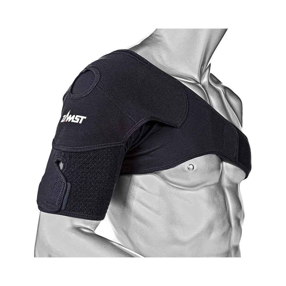 Το λειτουργικό στήριγμα ώμου παρέχει σταθεροποίηση σε αθλήματα με ρίψεις ή με μπάλα χωρίς να εμποδίζει τις φυσιολογικές κινήσεις