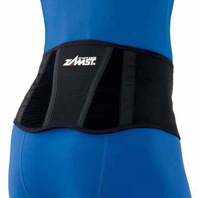 Ζώνη οσφύος Zamst ZW-3 για ελαφρά υποστήριξη της μέσης σε αθλητές με μικρές ενοχλήσεις στην οσφύ