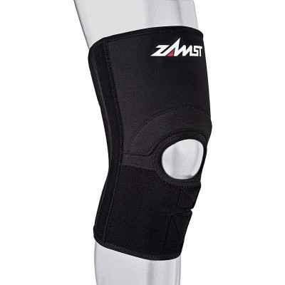 Η επιγονατίδα Zamst ZK-3 παρέχει μέτρια υποστήριξη και είναι κατάλληλη για έντονα αθλήματα σε περιπτώσεις κάκωσης των συνδέσμων