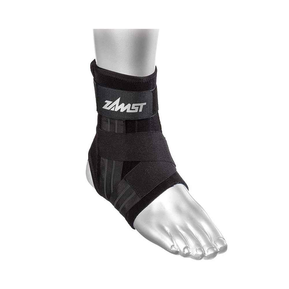 Η επιστραγαλίδα Zamst A1 παρέχει ενισχυμένη υποστήριξη σε έντονα αθλήματα για προστασία από διάστρεμμα έσω στροφής