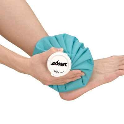 Παγοκύστη Zamst Ice Bag για κρυοθεραπεία Large (διάμετρος 26 cm)