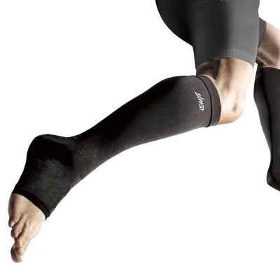 Κάλτσες διαβαθμισμένης συμπίεσης για αθλούμενους Zamst LC-1 Open Toe