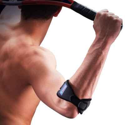 Περιαγκώνιο επικονδυλίτιδας Thuasne Elbow Armband με 2 μαξιλάρια σιλικόνης