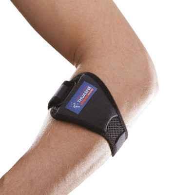 Δέστρα επικονδυλίτιδας Elbow Armband με 2 μαξιλάρια σιλικόνης