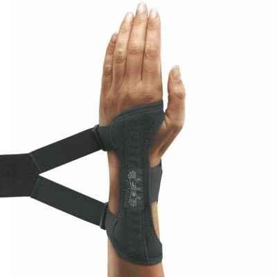 Ο λειτουργικός νάρθηκας καρπού Manu - X είναι ιδανικός για χρήση κατά την εργασία επιτρέποντας όλες τις κινήσεις των δακτύλων