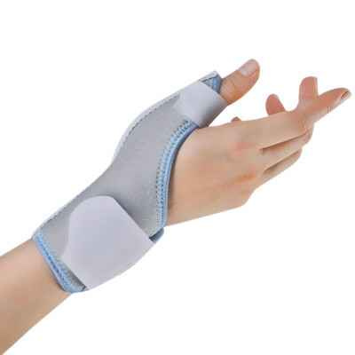 Νάρθηκας ακινηταποίησης αντίχειρα thumb spica με ενισχυμένη στήριξη αντίχειρα