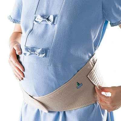 Η ζώνη οσφύος εγκυμοσύνης Oppo 2062 υποστηρίζει την κοιλιά από κάτω