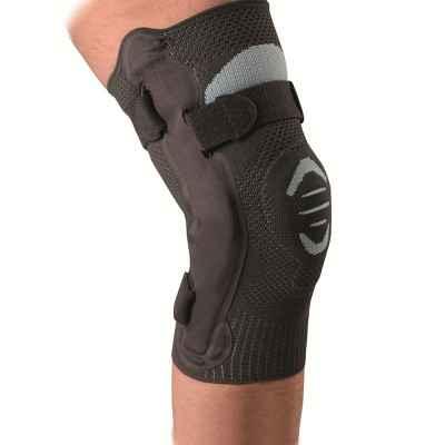 Η επιγονατίδα με μεταλλικές μπανέλες Thuasne Genu Dynastab® παρέχει ισχυρή σταθεροποίηση στο γόνατο