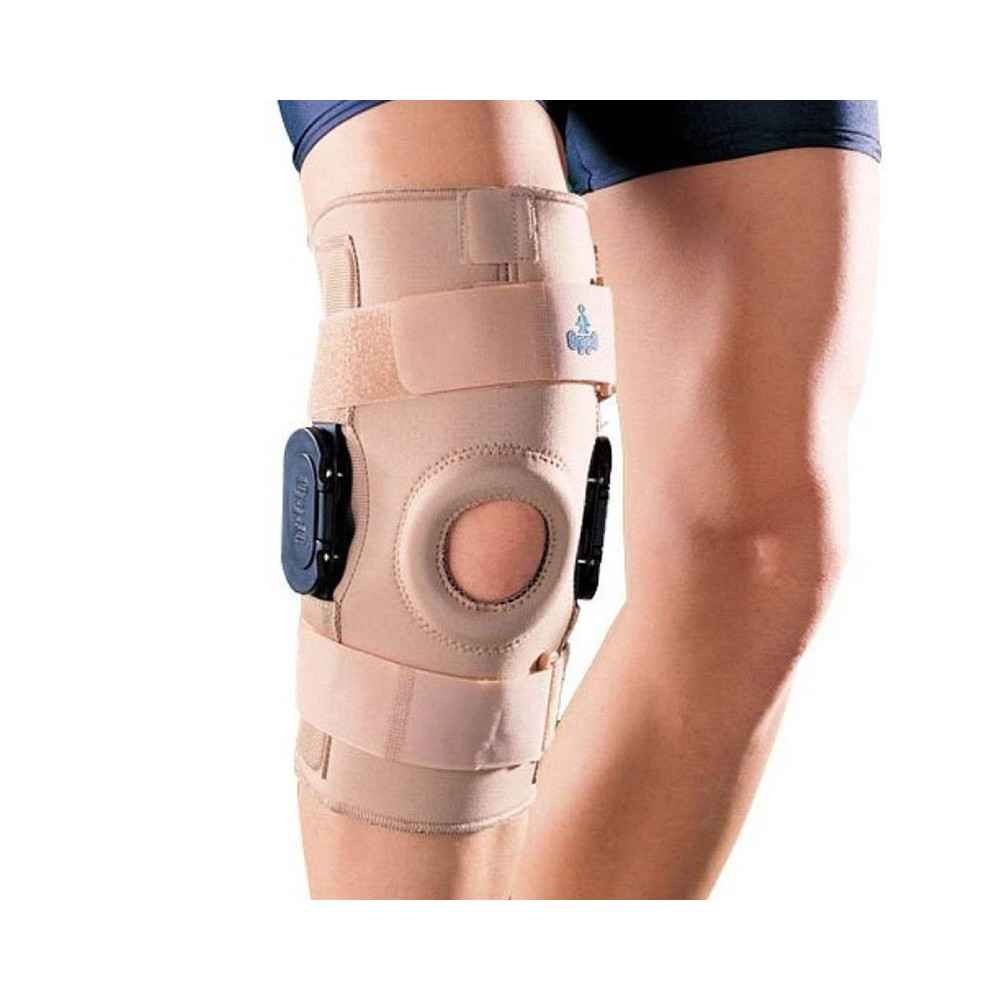 Nάρθηκας γόνατος με γωνιόμετρο Oppo 1036